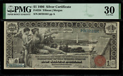 1896 1 Silver Certificate - Fr-224 - Educational Note - Pmg 30 - Very Fine