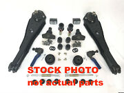 Poly Performance Front End Suspension Kit 1964 1965 Mustang 8cyl Manual Steering