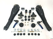 Poly Performance Front End Suspension Kit 1967 Mustang -lifetime Warranty-
