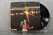 Ronnie Mcdowell Live At The Fox... Scorpion Records Lp 1978
