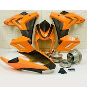 Fairing Honda Msx Sf Belly Windshield Cover Rear Seat Cowl Tail Panel Abs Set