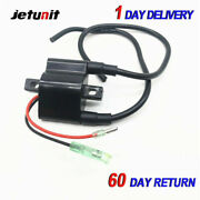New 1997 1998 1999 2000 48hp For Yamaha Outboard Ignition Coil 696-85570-11-00