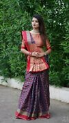 Patola Saree Which Surely Give You An Outshining Graceful Look With Blouse
