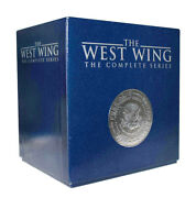 The West Wing The Complete Series Seasons 1-7 Dvd 2017 45-disc Box Set New