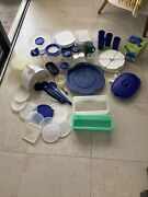 Tupperware Lot Used New And Vintage