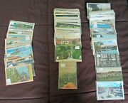 Large Lot Of Vintage New Hampshire Postcards, Early 1900's - 1940's