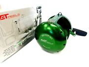 Avet Exw80/2 Two-speed Lever Drag Big Game Reel Exw 80/2 - Green - Right Handed