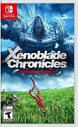 Xenoblade Chronicles Definitive Edition Nintendo Switch - Brand New