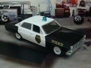 1967 67 Ford Fairline Police Squad Car 1/64 Scale Limited Edition O