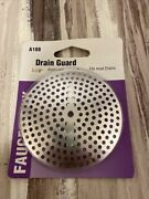 Peerless Drain Guard Fits Over Most Sink And Tub Drains No Tools Needed.
