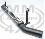 Land Rover Defender 110 - And039fire And Iceand039 Style Side Steps - Etss26