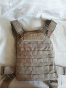 Diamondback Plate Carrier Fapc Coyote Size Large Dbt Fast Attack Plate Carrier