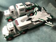 2010 2013 Hess Toy Truck And Tractor Holiday Promotional Toy Pre Owned Euc