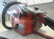 Vintage Collectible Homelite Xl-925 Chainsaw With 28 Bar