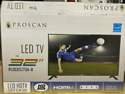 Proscan Plded3273a 32 720p 60hz Direct Led Hd Tv With Remote