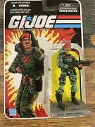 G.i. Joe 25th Collector's Club Fss 4.0 Z Force Calvin Jammer Mondale Complete