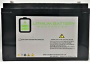 36v Lithium Battery 60ah Lifepo4 Trolling Motor Deep Cycle Agm Replacement