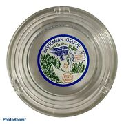 Bohemian Grove Vintage Ashtray Red Onion Camp Owl Private Menand039s Social Club