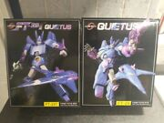 Fans Toys Quietus Ft-29 And Ft-29t Fanstoys Transformers 3rd Party Cyclonus Usa