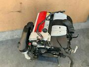2.3 Liter Supercharger Engine Mercedes Motor With The Entire Car  C230