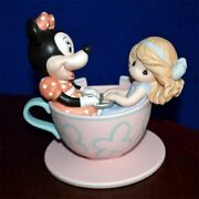Precious Moments Disney Theme Park Exclusive You Are My Cup Of Tea 790016d 2007