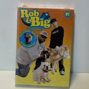 Rob And Big Uncensored Complete Seasons 1 And 2 Mtv Dvd Set New Sealed Free Shipping