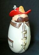 Schultz And Dooley Fireman Fritz First Edition Beer Stein Webco Made In Germany