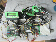 Lot Of 3 Sacoa Card Reader Systems Pcb Board Untested Arcade Game Part Cf63