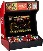 New Snk Mvsx Home Arcade Classic Retro Arcade 50 Titles Game From Japan