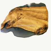 Dining Room Table Wood Acacia Epoxy Resin Table River Table Resin Table Decor