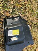 Nos 1969 1970 Ford Mustang Boss 302 429 Mach 1 Shelby Fender Apron Battery Side