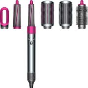 Dyson Airwrap Nickel And Fuchsia Complete Styler Brand New