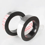 Strong Self Adhesive Strong Backing Magnetic Tape Craft Magnet Strip 2/10meter