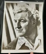 Gorgeous George Wrestler Signed Autographed 8 X 10 Photo Beckett Bas Loa