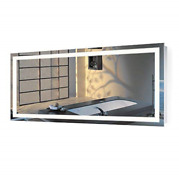 Krugg | Large 60 Inch X 30 Inch Led Bathroom Mirror | Lighted Vanity Mirror And |