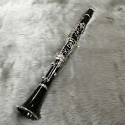 Used Buffet Crampon / Rc 651245 Professional Model Clarinet Free Shipping