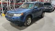 2009 Subaru Forester X Oem 2.5l 5 Speed Manual Transmission Assembly 62885 Miles