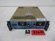 Used Rectifier - Baker Technology 800 Amp 4 Volt Switch Mode Rectifier-rectifier