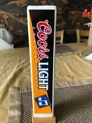 Coors Light Concert Series Beer Tap Handle Really Cool