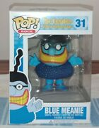 Funko Pop Rock The Beattles Yellow Submarine Blue Meanie.vaulted. Very Rare