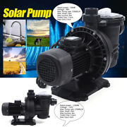 Swimming Pool Water Pump In/above Ground Motor W/ Mttp Controller 48v 72v 110v
