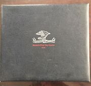 Postmasters Of America Medallic Fdc 1974 - 21 Coins Total Asw 15.5 Oz Silver
