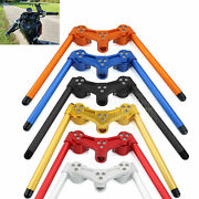 Cnc Motorcycle Handle Bars For Honda Ruckus Zoomer Nps50 Modified Parts Scooter