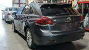 2013 Toyota Venza Awd Rear Carrier Differential With 41271 Miles 2009-2016