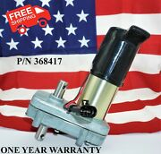 368417 Replacement Power Gear Rv Slide Out Motor Double Shaft 1010000010