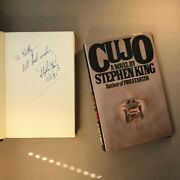 Cujo By Stephen King Signed, First Edition, Hardcover In Jacket, Slipcase