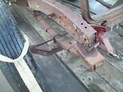 1939 Chevy Car Straight Axle Front End Bomb Low Rider Custom Gasser Rat Rod Hot