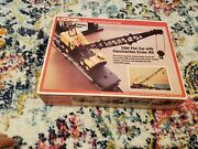 Lionel 9157 O Scale Cando C And O Flat Car With Construction Crane Kit With Box