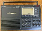 Sangean Ats-818 Shortwave Radio And Tape Recorder With Variable Speed Playback Mod