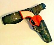 Vintage Imperial 2009 Legends Of The Wild West Toy Cap Pistol Holster